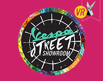 VESPA STREET SHOWROOM VR CASE