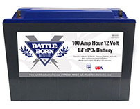 Battle Born Batteries Brand Identity and Logo Design