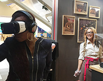 Nestlé - Cailler Chocolate Retail Store VR Activation