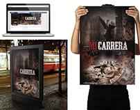 MI CARRERA (Serie), Logotipo + Diseño