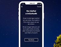 As Gaeilge App