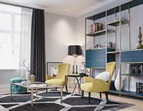 Tavistock Apartment No. 1 -ShowFlat