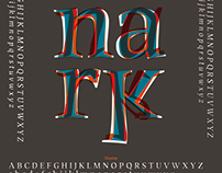 Monark Typeface