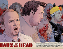 Shaun of the Dead | Mondo