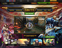 Smite Community Site proposal
