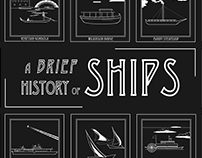 A Brief History of Ships