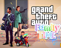 GTA - Heist - Family Time