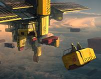 Cargo Transfer Station