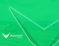 Aviation Airlines branding