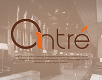 Ontre lounges Branding
