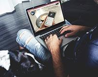 Website Design - HELPI