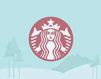 Starbucks Animation