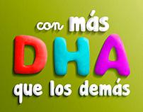 Con más DHA │ InkaFarma
