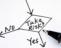Business leaders are not afraid to take risks
