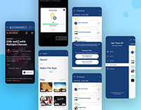 File Downloader Mobile App Concept