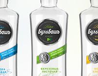 Bublash Vodkas Redesign