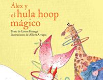 BOOK: ÁLEX Y EL HULA HOOP MÁGICO