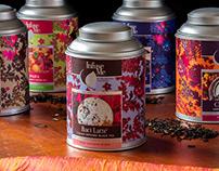 InfuseMe Artisan Tea Packaging