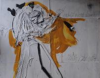 Overwritten artistic bone; Craft of defiance