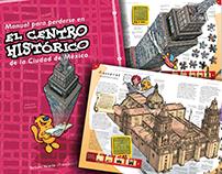 Manual para perderse en el Centro Histórico de la CDMX