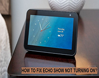 HOW TO FIX ECHO SHOW NOT TURNING ON?