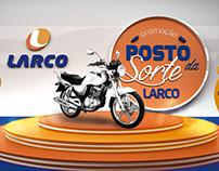 Larco - Campanha