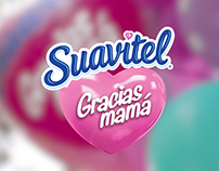 Suavitel Thank You, Mom 2017 - Creative Direction
