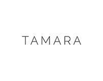 Tamara, Invisible Cities | Typography