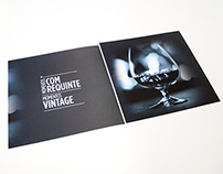 VINTAGE - THE LUXURY COLLECTION TRYPTIC 2013