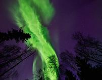 Aurora season has begun.