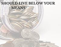 Why You Should Live Below Your Means