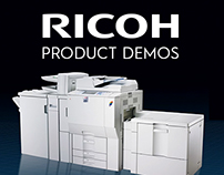 RICOH USA, Interactive Product Demos