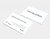 Website & Branding: Urban Blueprint