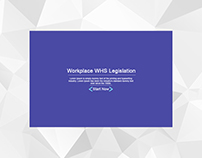 Workplace WHS legislation