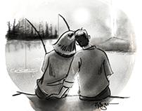 Memoir Illustrations