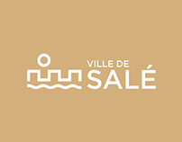 VILLE DE SALÉ - BRANDING