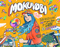 MOKUYOBI Collaboration Poster