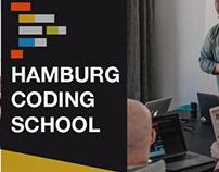 Hamburg Coding School Poster