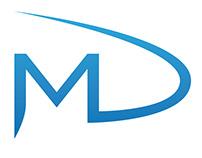 Magdalena Daniel Pediatric Surgeon - Logo design