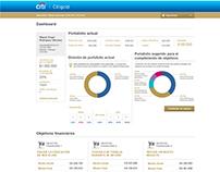Citibank / UI Design 2015