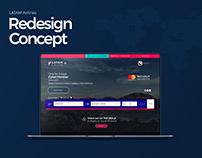 LATAM Airlines Redesign Concept