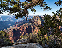 North Rim Grand Canyon         08 Nov 2015