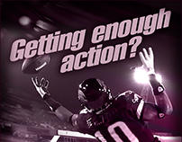 Banner: Getting Enough Action?