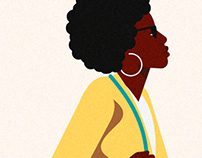 Diversity character design for the City of The Hague