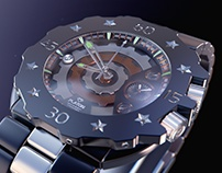 PLATON Men's Watch concept