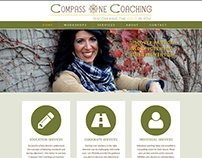 Compass One Coaching Branding, Photography and Website