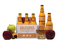 Apple Betty's Goldilocks Cider