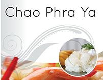 Chao Phra Ya Takeout Menu