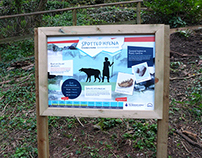 Ice Age Interpretation Panels