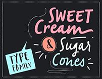 Saltbush - Charming handmade fonts
